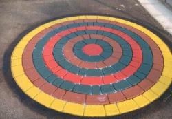 彩色透水混凝土的特点