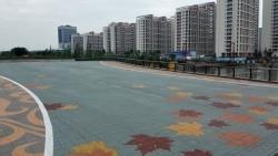 彩色透水混凝土施工技术
