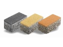 生态彩色透水砖