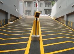 无震动防滑车坡道